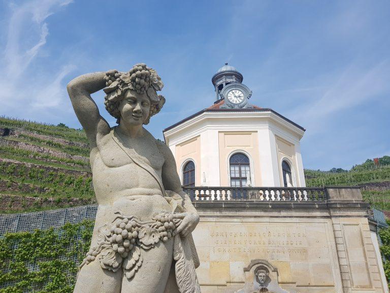 Hotel Unterkunft Schloss Wackerbarth