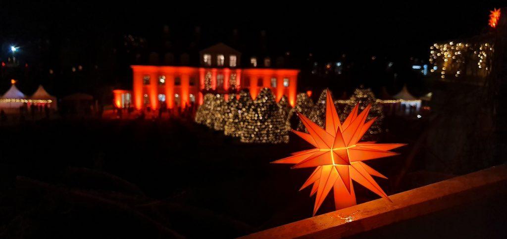 Weihnachten und Silvester auf Schloss Wackerbarth feiern